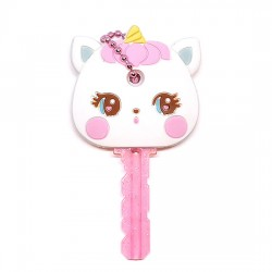 Hug Me! Unicorn Key Cover