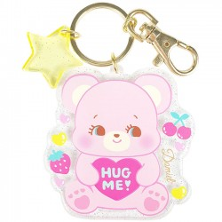 Llavero Hug Me! Heart Bear