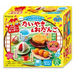 Popin' Cookin' DIY Kit Taiyaki & Dango