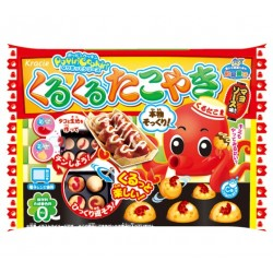 Popin' Cookin' DIY Kit Takoyaki
