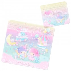 Little Twin Stars Milky Way Soda Zipper Bags Set