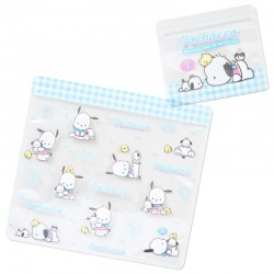 Pochacco Greatest Joy Zipper Bags Set
