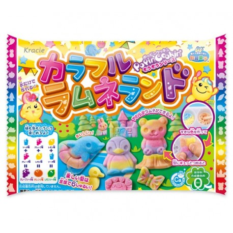 Kit DIY Popin' Cookin' Ramune Land