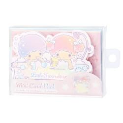 Set Mini Cartões Little Twin Stars Bathtub
