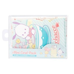 Pochacco Teacup Mini Cards Set