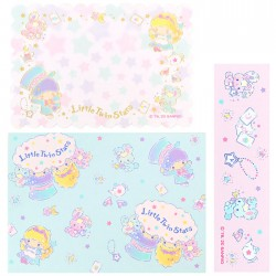 Little Twin Stars Wonderland Message Cards Set