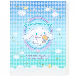 Carpeta Cinnamoroll Warm Heart