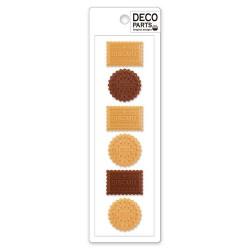 Set Apliques Deco Biscuits