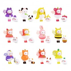 Bobo & Coco Balloon Land Series Figures Set