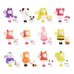 Set Figuras Bobo & Coco Balloon Land Series