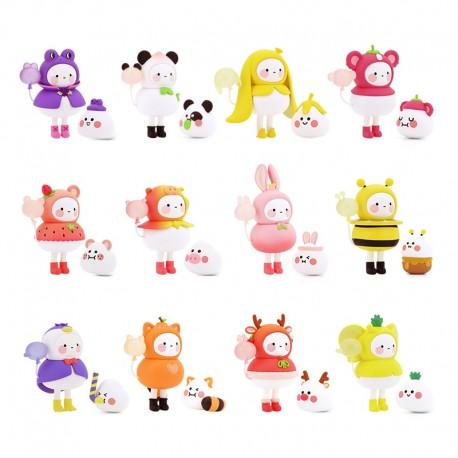 Bobo & Coco Balloon Land Series Figures Set