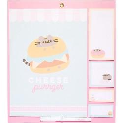 Pusheen Cheese Purrger 2020/21 Magnet Planner