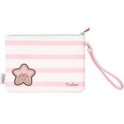 Bolso Mano Pusheen Rose