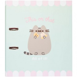 Pusheen This or That Binder