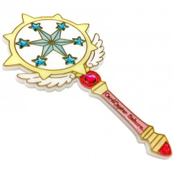 Cardcaptor Sakura Clear Card Arc Dream Wand Hand Mirror