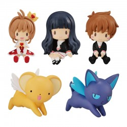 Cardcaptor Sakura Clear Card Cord Keeper Gashapon