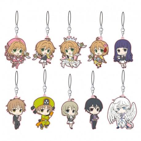 Cardcaptor Sakura Clear Card Charm Strap