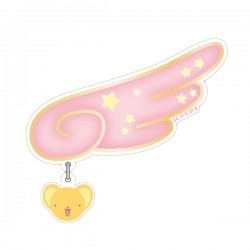 Cardcaptor Sakura Clear Card Starry Wing Brooch