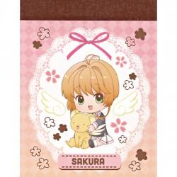 Cardcaptor Sakura Sakura Tomoeda School Uniform Mini Memo Pad