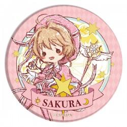Crachá Cardcaptor Sakura Clear Card Sakura Graff Art