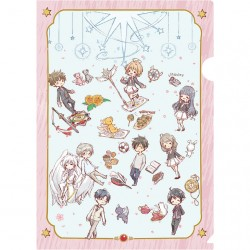 Pasta Documentos Cardcaptor Sakura Clear Card Group Graff Art