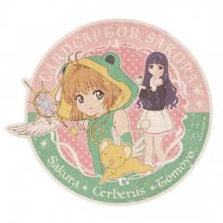 Cardcaptor Sakura Clear Card Big Travel Sticker