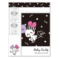 Set Cartas Baby Chulip