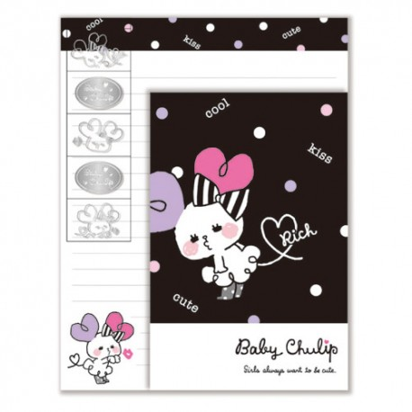 Set Cartas Baby Chulip
