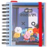 BT21 Sofa 2020/21 School Daily Planner