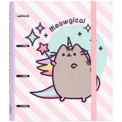 Archivador Pusheenicorn Meowgical
