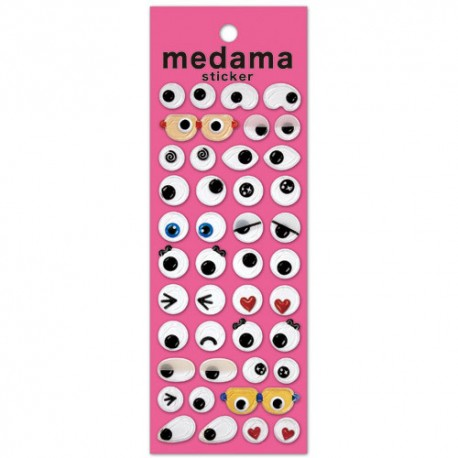 Medama Eyes Stickers