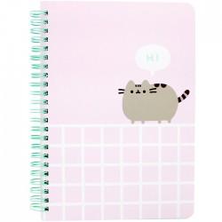Pusheen Hi A5 Notebook