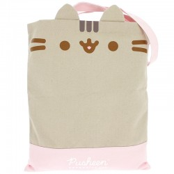 Pusheen Character Tote Bag