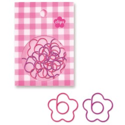 Daisies Paper Clips Set