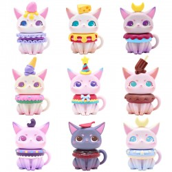 Mio Cat Teatime Series Blind Box