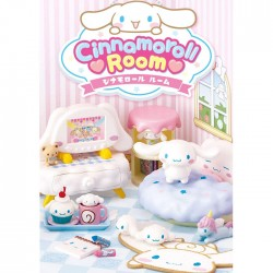 Re-Ment Cinnamoroll Room Blind Box