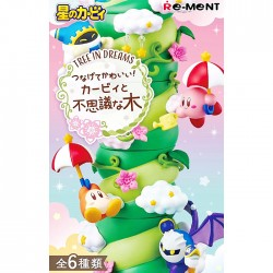 Kirby Tree in Dreams Re-Ment Blind Box