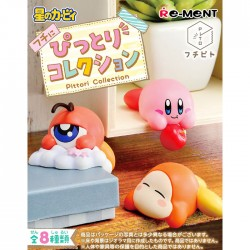 Kirby Pittori Figure Collection Re-Ment Blind Box