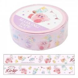 Kirby Twinkle Dessert Washi Tape