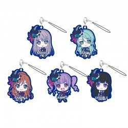 Colgante BanG Dream! Roselia Gashapon