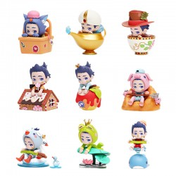 Nezha's Fairy Tale Tour Series Blind Box