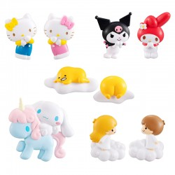 Mola Sanrio Characters Hasamundesu Deluxe Series 2 Gashapon