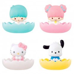 Sanrio Characters Jemries Jewelry Case Series 2 Gashapon