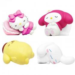 Sanrio Characters Oyasumi Mini Figure Series 2 Gashapon