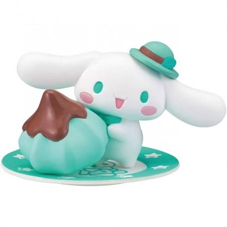Sanrio Characters Chocolate Mint Mini Figure Gashapon