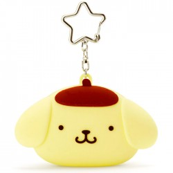 Monedero Die-Cut Pompom Purin Face