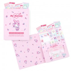 My Melody Candy Bag Letter Set