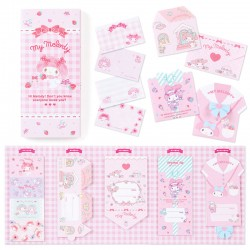 My Melody Strawberry Memo Notes Book