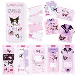 Kuromi Cheeky But Charming Memo Notes Book