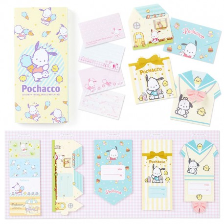 Pochacco Days With Friends Memo Notes Book